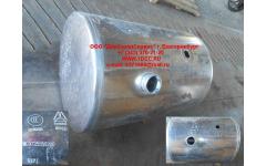 Бак топливный 380литров круглый H2/H3 фото Нижнекамск