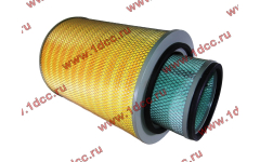Фильтр воздушный KW3038 BB/XCMG кран 25Q фото Нижнекамск