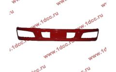 Бампер F красный пластиковый для самосвалов фото Нижнекамск