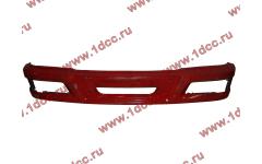 Бампер FN2 красный самосвал для самосвалов фото Нижнекамск