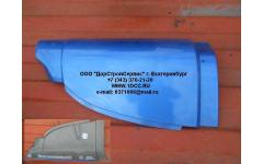 Обтекатель кабины левый HANIA синий фото Нижнекамск